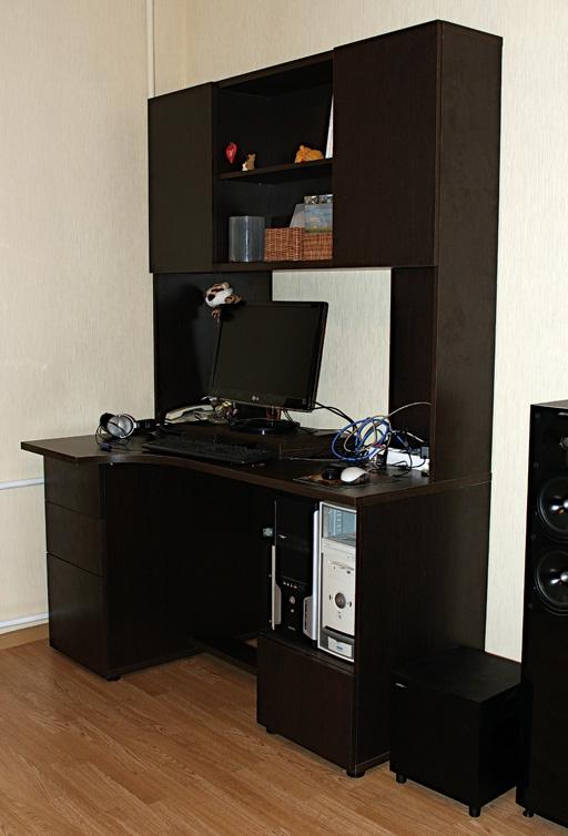 Мебель своими руками компьютер